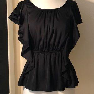Kenar black blouse